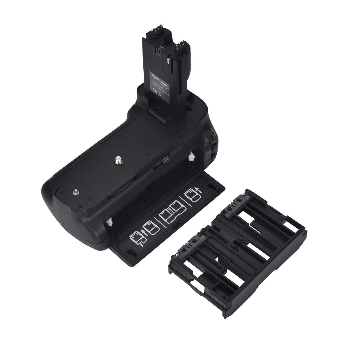 Newmowa Mango de Repuesto Battery Grip para Nikon D800//D800E//D810//D810A C/ámara r/éflex Digital