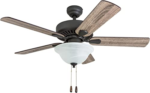Prominence Home 50654-01 Elmwood Traditional Ceiling Fan
