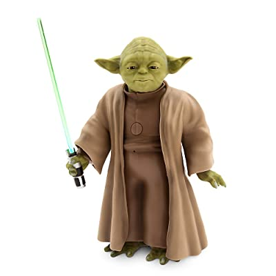 Star Wars Yoda Talking Figure - 9 Inch: Toys & Games