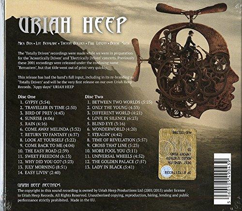 Blind Eye Uriah Heep
