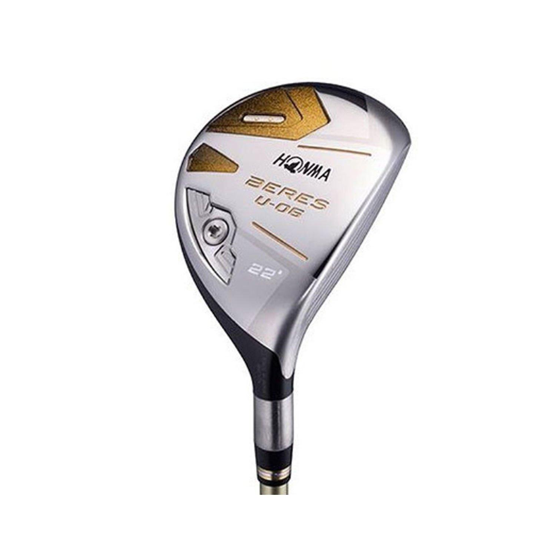 本間ゴルフ ユーティリティ BERES U-06 ユーティリティ ARMRQ X-43 2S シャフト カーボン メンズ U-06 UT 右 ロフト角:22度 フレックス:R B07967188R