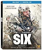 Six Season 1 Inspired by Seal Team Six Missions [Blu-ray]