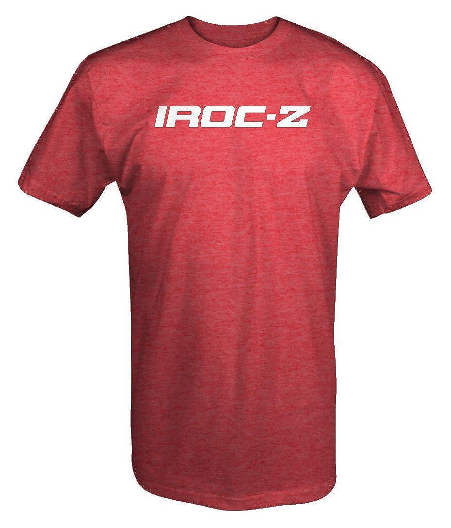 da4c9e1e Amazon.com: M22 Chevy IROC-Z Camaro Emblem T Shirt: Clothing