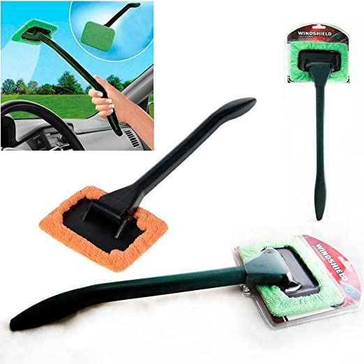 Windshield Clean Fast Easy Shine Car Auto Wiper Cleaner Glass Window Brush Handy