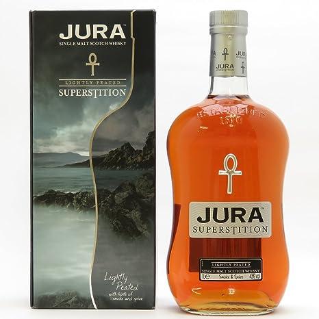 Jura Superstition (con estuche) 1l. Isle of Jura. 1un.: Amazon.es: Alimentación y bebidas