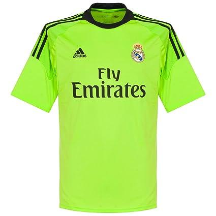 Adidas - Camiseta oficial r.madrid temp.13-14, talla M,