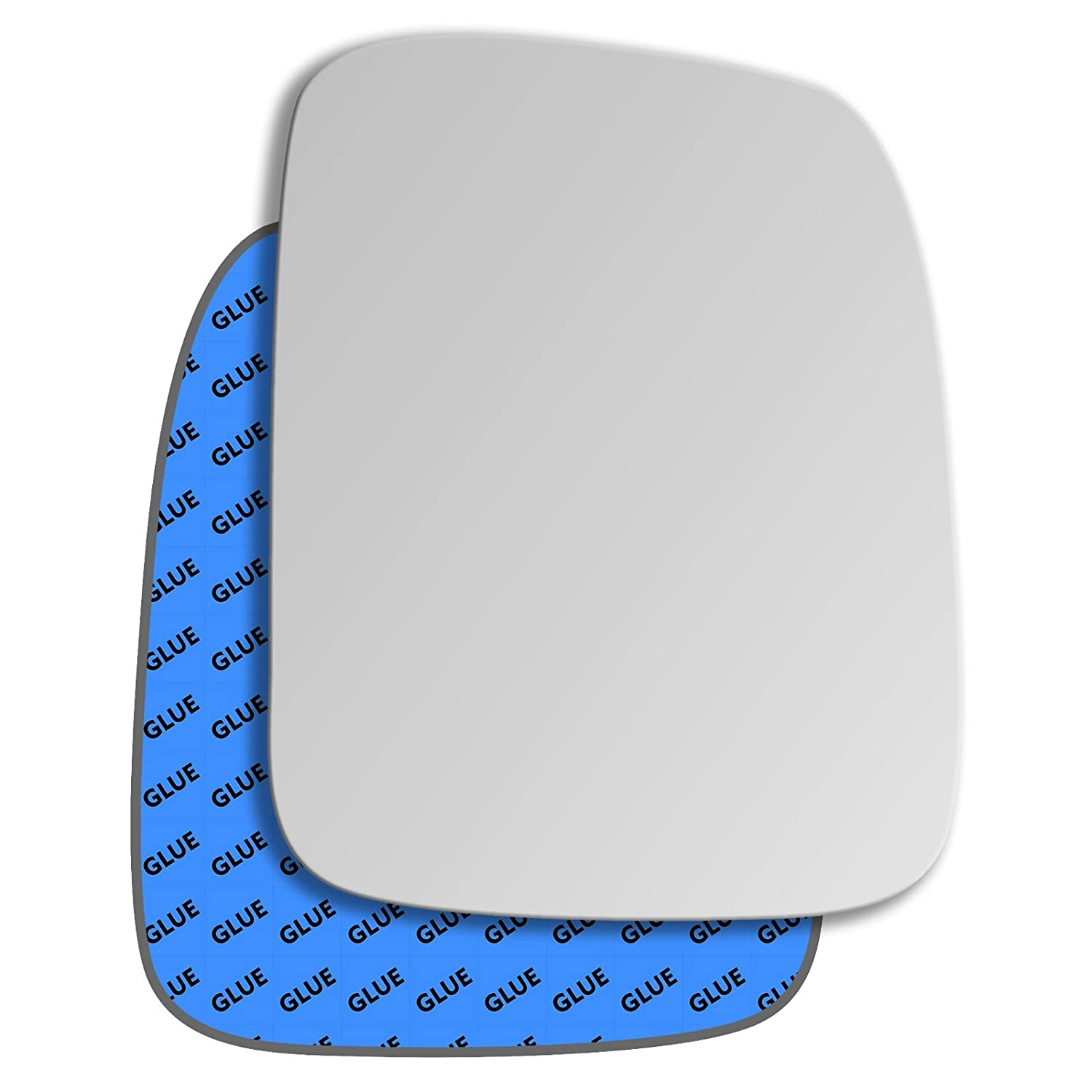 Right side for VW T4 1990-2003 Wide Angle wing door mirror glass