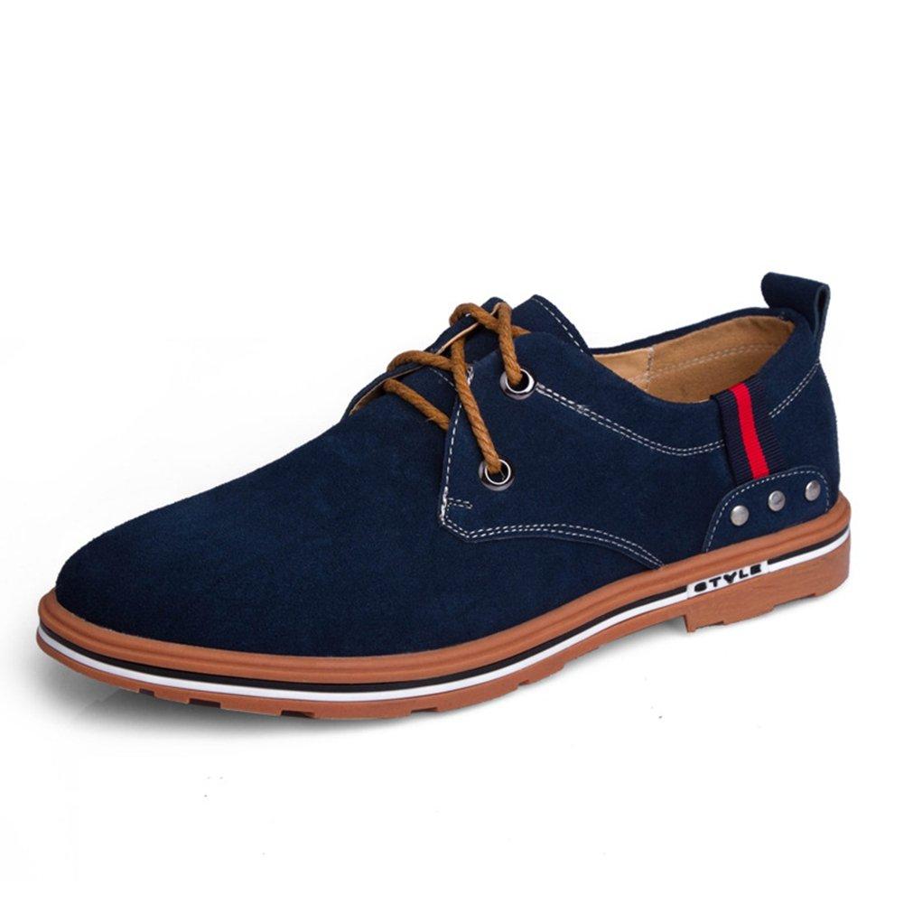 Feidaeu - Zapatos Hombre 42 EU Azul Zapatos de moda en línea Obtenga el mejor descuento de venta caliente-Descuento más grande
