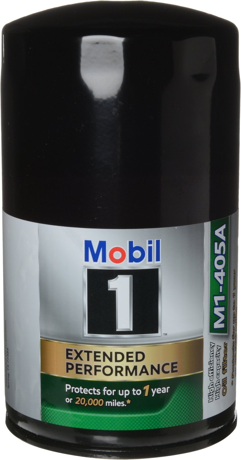 Mobil 1 M1-405A Extended Performance Oil Filter, 2 Pack, by Mobil 1
