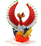 Jakks Pacific Pokemon Heartgold Version Limited Collector'S Edition Legendary Ho-Oh Figurine
