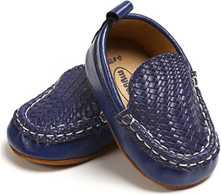 Baby Boys Girls Slip-on Loafers Soft