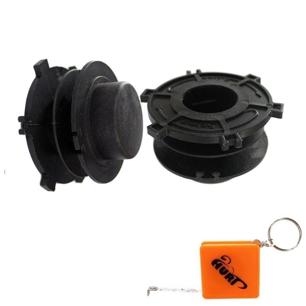 HURI 2 Trimmer Head Spool for Stihl Autocut 25-2 FS90R FS100RX FS110R FS120R FS130R FS240R