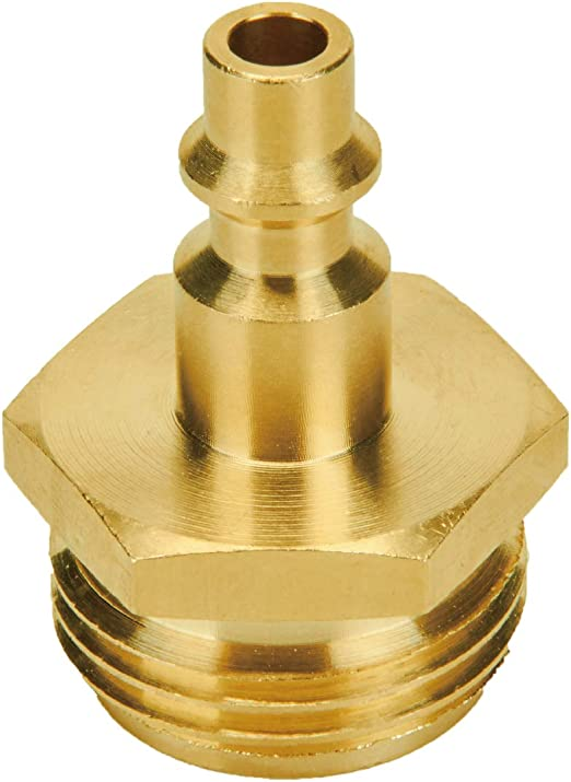 American Motorhome RV Brass Blow Out Plug For Winterization