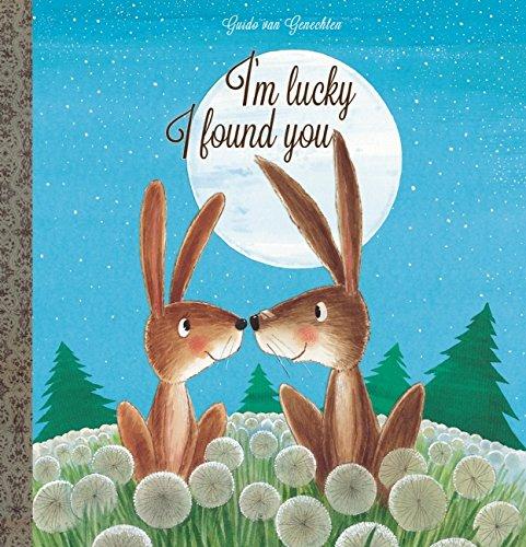 Book Cover: I'm Lucky I Found You