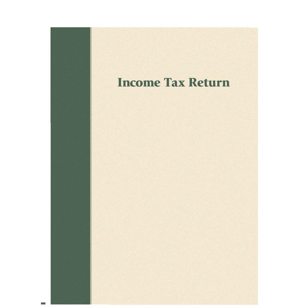 Prestigious Tax Return Folder with 2 Pockets