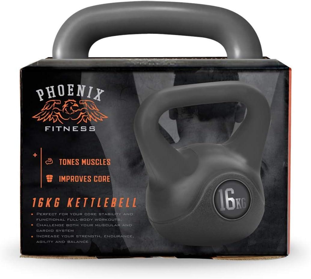 Unisex Adulto Phoenix Fitness Kettle Campana