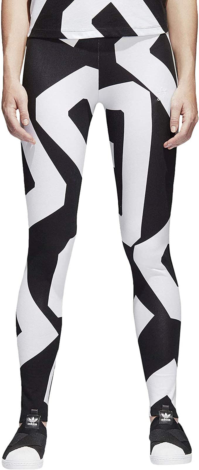 Nuova Zelanda tavola Tirannia  adidas Donna Pantaloni / Leggings Leggings: Amazon.it: Abbigliamento