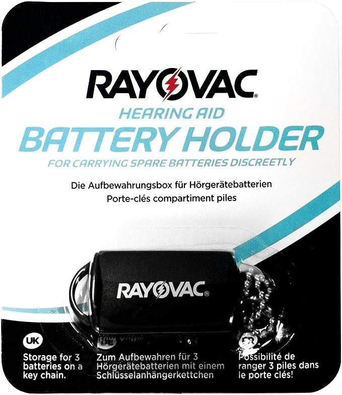 Rayovac Aufbewahrungsbox Elektronik