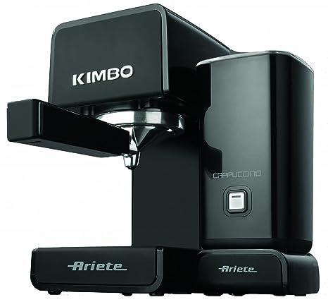 Ariete 00M1364C0KM0 - Máquina de café Konsuelo con accesorio ...