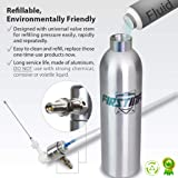 FIRSTINFO Aluminum Can Pneumatic/Manual