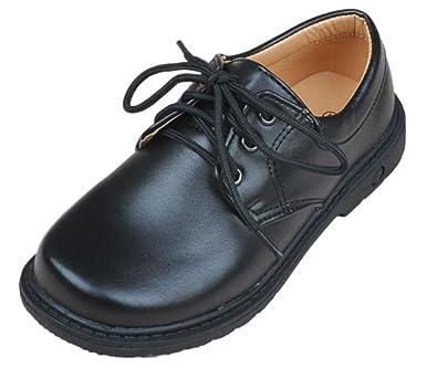 294d7dbfb2452  ミコプエラ  子供 靴 フォーマル シューズ ツヤなし オックスフォード 男の子 ジュニア キッズ レザー 履きやすい