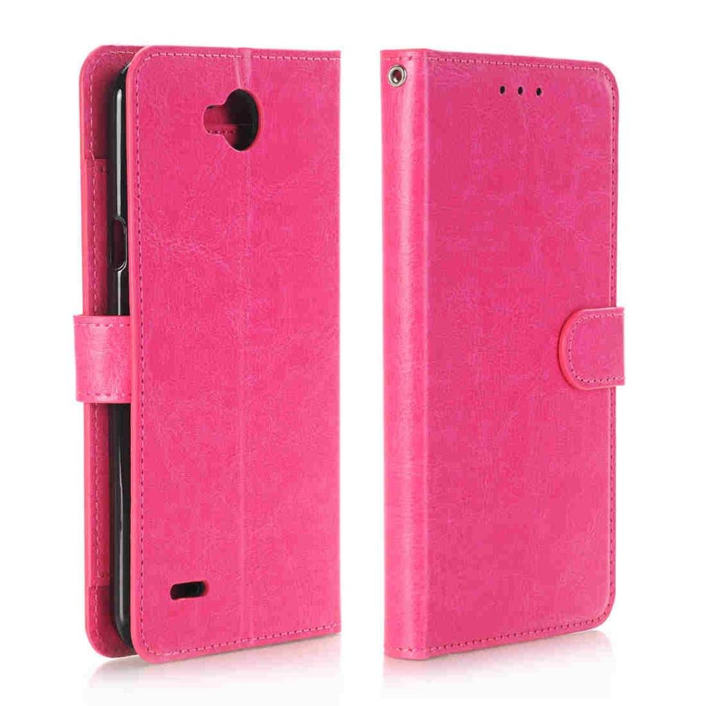 For LG X Power 2 LV7 K10 Power Sinfu Card Holder Stand Protective Case Cover (C)