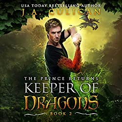 Keeper of Dragons Book 2: The Elven Alliance