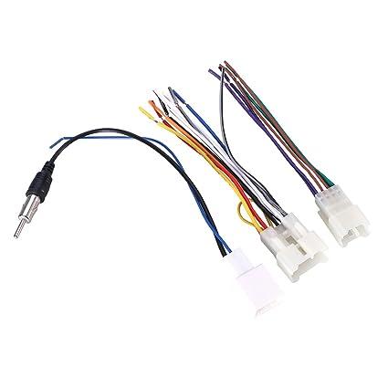 Amazon.com: WINOMO 3pcs Car Stereo Connector Radio Wiring ... on