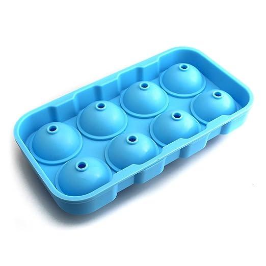 Compra yiliay silicona bola de hielo congelador bandeja DIY moldes ...