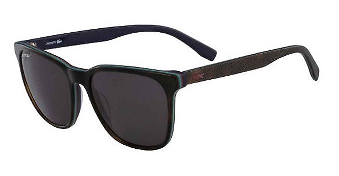 Lacoste L833S 215 55, Gafas de Sol Unisex-niños, Medium Havana