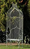 Black Country Metal Works Daphnia Rose Arch or Love Seat - Rustic