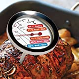 Meat roasting thermometer - 60mm dial