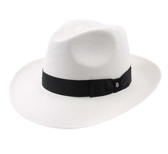 Stetson - Sombrero Fedora Hombre Philadelphia Panama - Talla ...