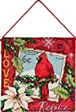 Dimensions Needlecrafts Counted Cross Stitch, Love Ornament