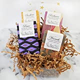 Organic Soap Gift Set - 4 Full-Size Bars: Lavender, Citrus, and Spice Scents - All-Natural Handmade Soap Bars Made With Therapeutic Grade Essential Oils