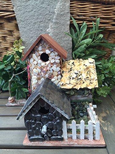 birdhouse-fairy-garden-house-black-stone-siding-seashell-siding-green-rock-siding-metal-accents