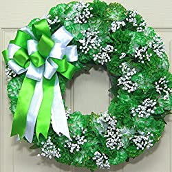 Irish Charm St. Patrick's Day Wreath
