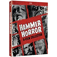 Hammer Horror 8-Film Collection Blu-ray Deals