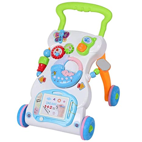 Primeros Pasos Musicales, Andador para Bebés con Actividades ...