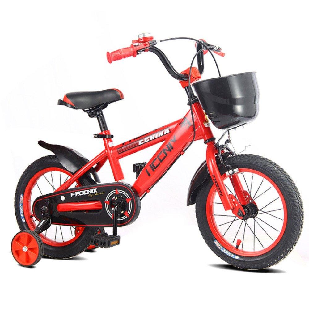 QXmEi自転車子Kidペダル自転車に適用可能な男の子と女の子2 – 3 - 4 , – , 7 , – 8-9 – 10年古い子自転車 B07CVZC3V8 B(16inches) B(16inches)