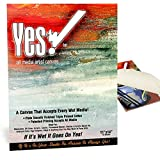 Yes! Canvas Pad 11x14''