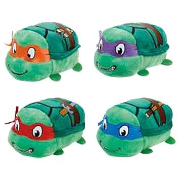 Amazon.com  TY Beanie Boos - Teeny Tys Stackable Plush - TMNT - SET OF 4  (Donatello 9cb2540c2252