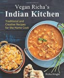 The ultimate plant-based Indian cookbook by the creator of VeganRicha.com.From delicious dals to rich curries, flat breads, savory breakfasts, snacks, desserts and much more, this book brings you Richa Hingle's collection of plant-based Indian recipe...