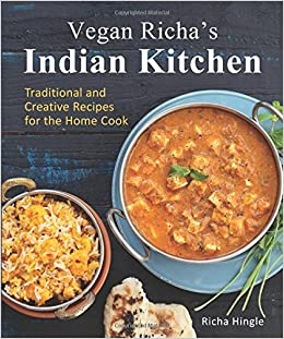 Image result for Vegan Richa's Indian Kitchen by Richa Hingle