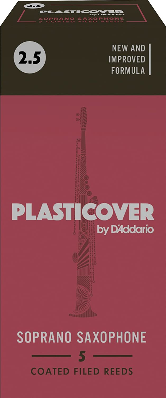 Copertina Plasti ance per sassofono soprano (5 pz) D' Addario RRP05SSX150