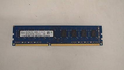 SK Hynix HMT351U6EFR8C-PB 4GB DDR3 2Rx8 PC3-12800U Desktop Memory RAM