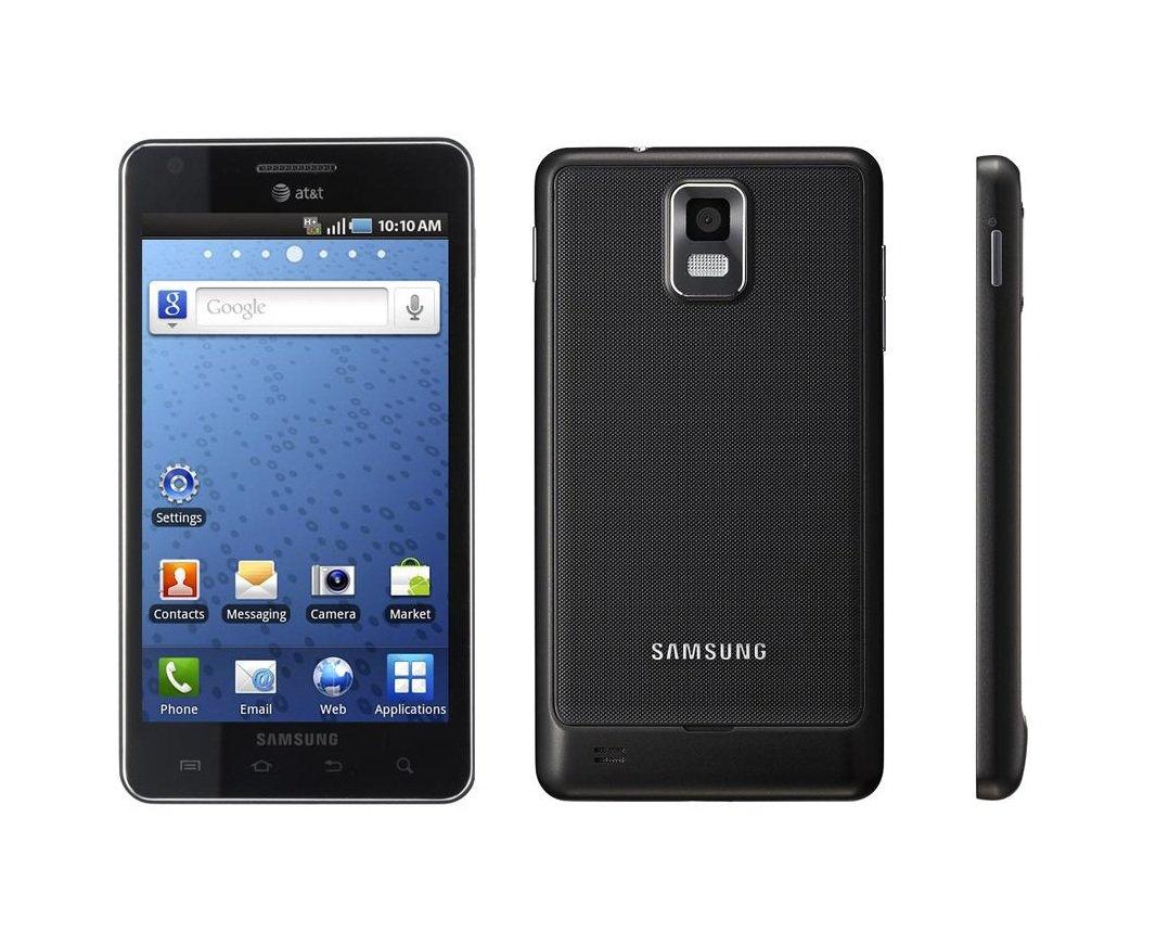 amazon com samsung infuse i997 4g 16gb unlocked gsm android rh amazon com