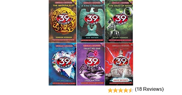 The 39 Clues Cahills vs. Vespers 1-6 Includes: The Medusa Plot by ...
