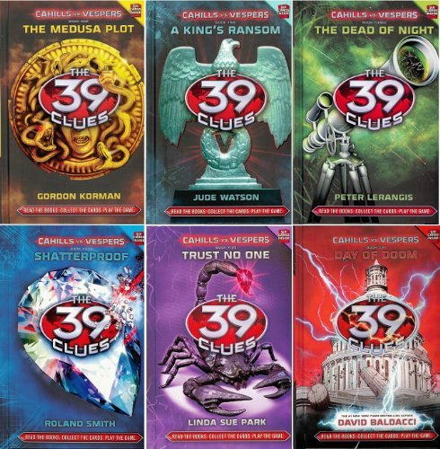 39 clues box set hardcover - 3