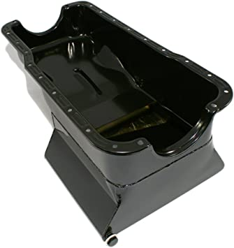 Assault Racing Products A9078R Small Block Ford Front Sump Raw Stock Oil Pan SBF 260 289 5.0 Windsor